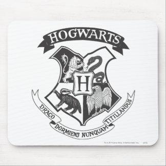 Tapis De Souris Rétro Hogwarts crête de Harry Potter |