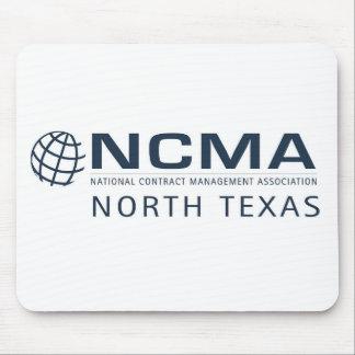 Tapis De Souris rév. 1 de ncma-logo_1color_north-texas