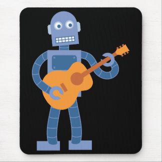 Tapis De Souris Robot de guitare