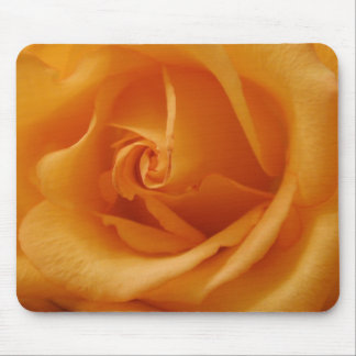 Tapis De Souris Rose orange-clair