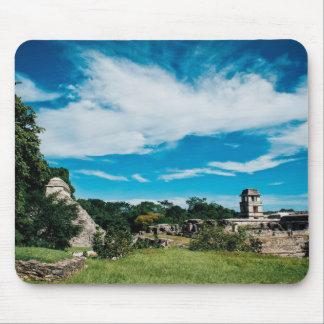 Tapis De Souris Ruines maya de Palenque