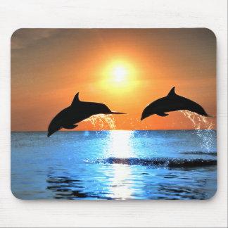 Tapis De Souris Saut de dauphins