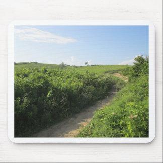 Tapis De Souris Sentier de randonnée