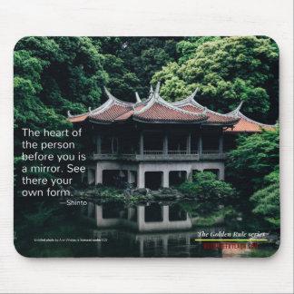 Tapis De Souris Shinto : Série de règle d'or