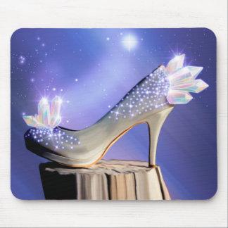 Tapis De Souris Si les ajustements de chaussure