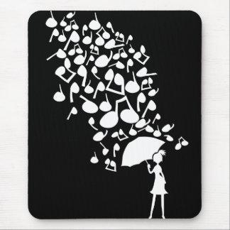 Tapis De Souris Singin sous la pluie