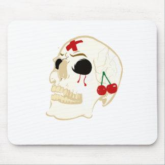 Tapis De Souris skull