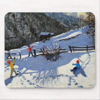 Tapis De Souris Snowballers Zermatt