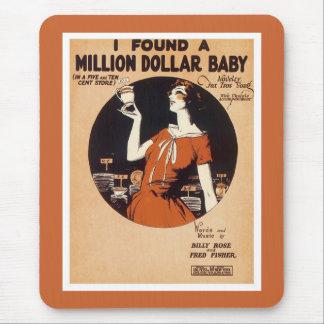 Tapis De Souris Songsheets vintage 1900's-1920's