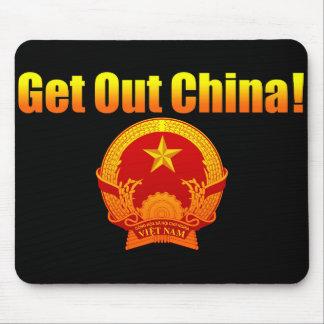 Tapis De Souris Sortez Chine !