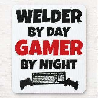 Tapis De Souris Soudeuse par le Gamer de jour par nuit
