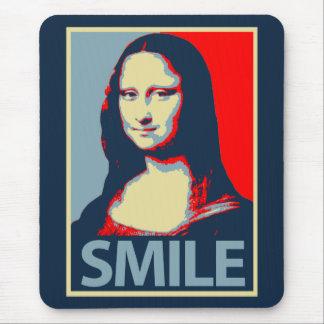 Tapis De Souris Sourire de Mona Lisa