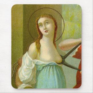 Tapis De Souris St Agatha (M 003)