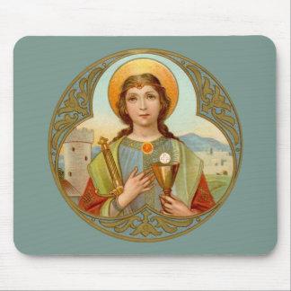Tapis De Souris St Barbara (BK 001) horizontale