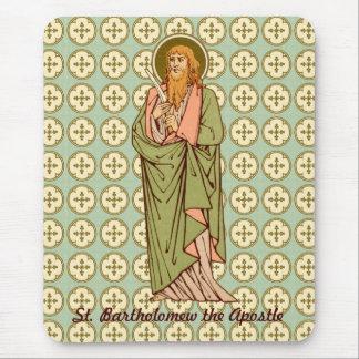 Tapis De Souris St Bartholomew l'apôtre (RLS 03) (style 2)