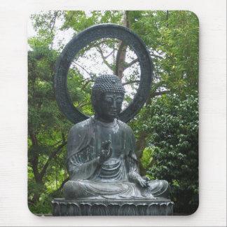 Tapis De Souris Statue de Bouddha