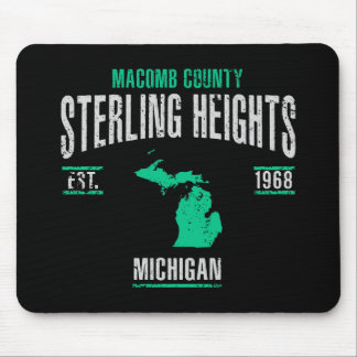 Tapis De Souris Sterling Heights
