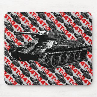 TAPIS DE SOURIS T-34