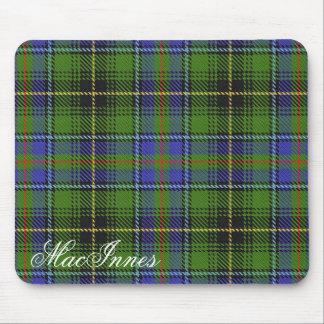 Tapis De Souris Tartan écossais majestueux de MacInnes de clan