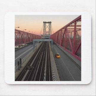 Tapis De Souris Taxi de Brooklyn