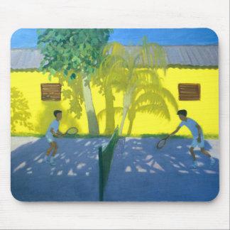 Tapis De Souris Tennis Cuba 1998