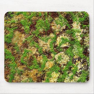 Tapis De Souris Texture grunge de camouflage âgée par rouille de