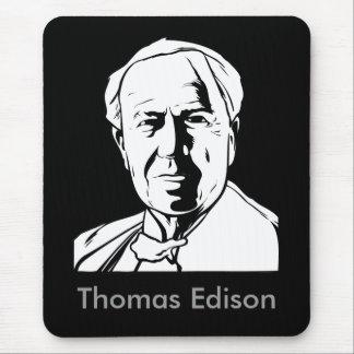 Tapis De Souris Thomas Edison - vrai génie