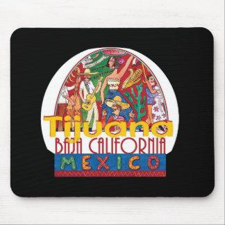 Tapis De Souris TIJUANA Mexique