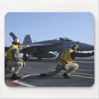 Tapis De Souris Tireurs à bord d'USS George HW Bush