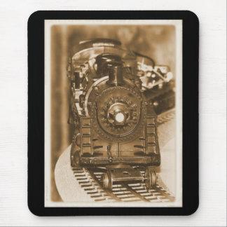 Tapis De Souris Train de modèle de Lionel