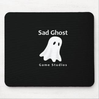Tapis de souris triste de Studi de jeu de fantôme