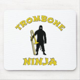 Tapis De Souris Trombone Ninja