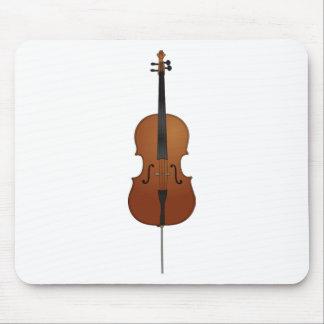 Tapis De Souris Un dessin de violoncelle