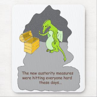 Tapis De Souris Une austérité de dragons