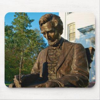 Tapis De Souris Université de Gettysburg - mémorial d'Abraham