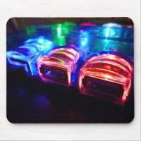 USB coloré