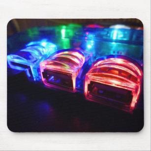 Tapis De Souris USB coloré