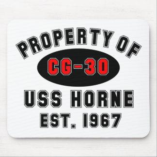 Tapis De Souris USS Horne