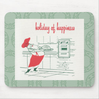 Tapis De Souris Vacances de bonheur