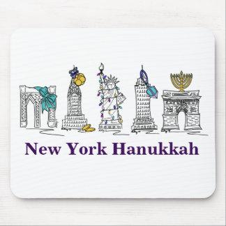 Tapis De Souris Vacances Mousepad de bâtiments de New York