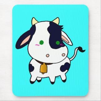 Tapis De Souris Vache à bébé