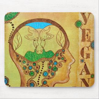 Tapis De Souris Vegan connection