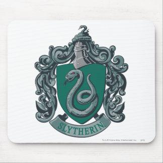 Tapis De Souris Vert de crête de Harry Potter | Slytherin