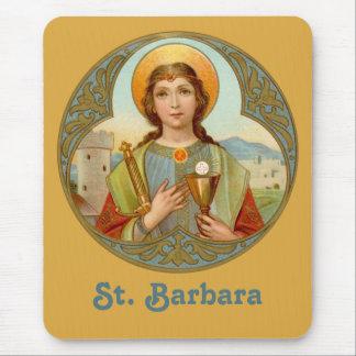 Tapis De Souris Verticale de St Barbara (BK 001)