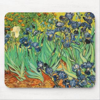 Tapis De Souris Vicent Van Gogh, iris