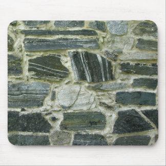 Tapis De Souris Vieille photo de mur en pierre