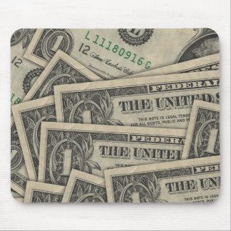 Tapis De Souris Vieux dollars impressionnants