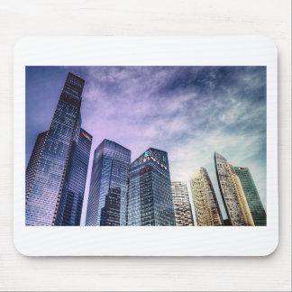 Tapis De Souris Ville de Singapour