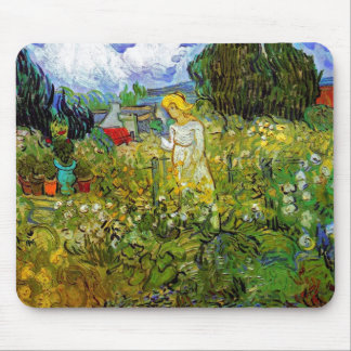 Tapis De Souris Vincent van Gogh - marguerite des prés Gachet dans