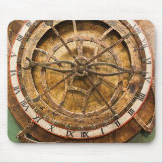 Tapis De Souris Visage d'horloge antique, Allemagne